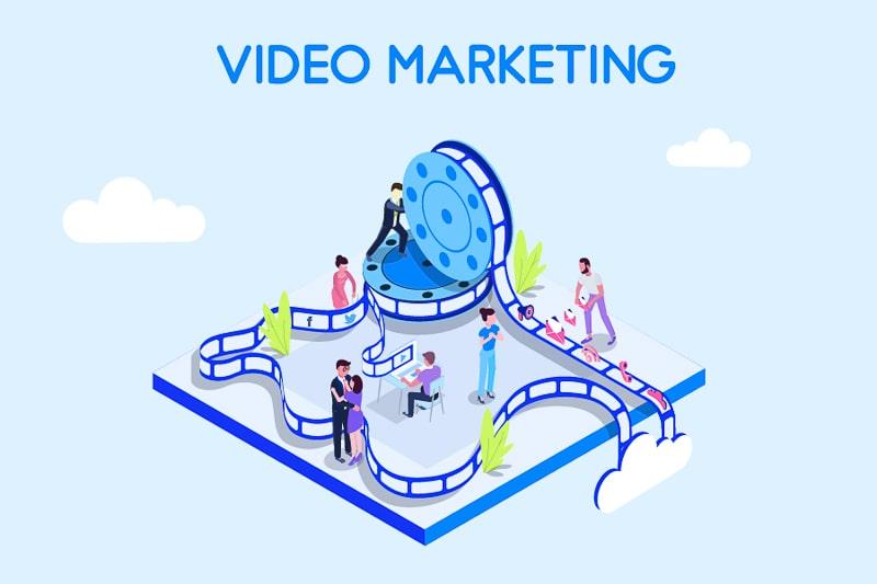 Os Benefícios do Marketing de Vídeo [Infográfico]