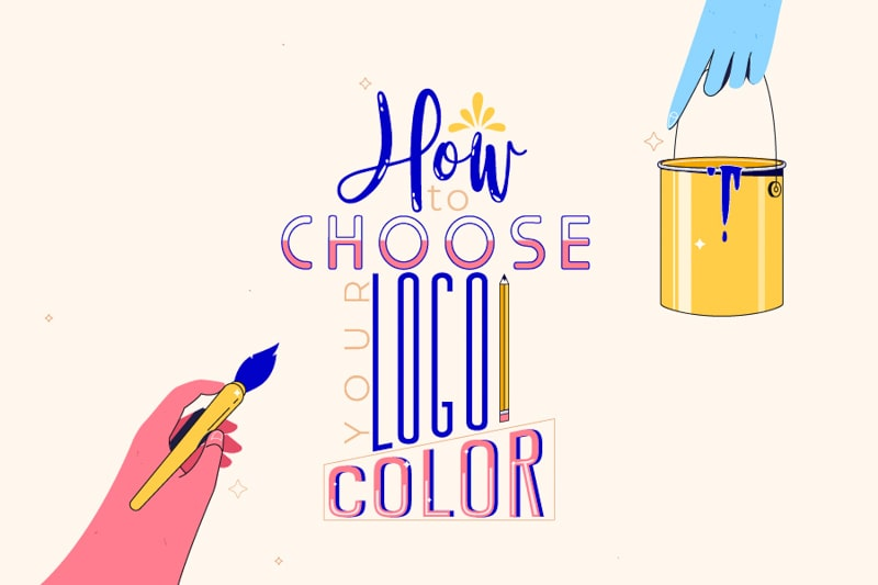 Psicología de color: qué colores usar para su logo