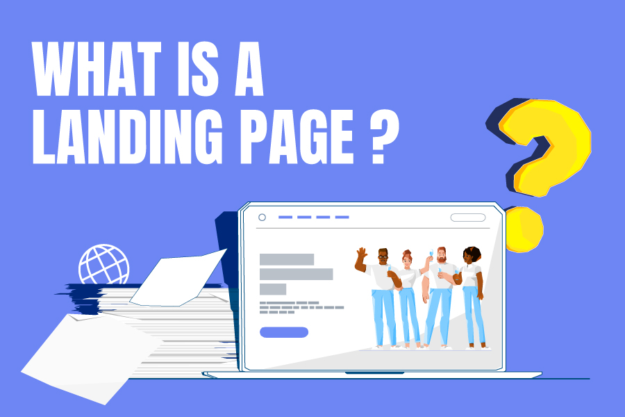 What is a Landing Page? All Basics Covered