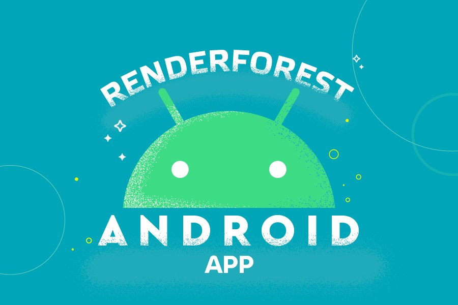 Renderforest Video Maker App for Android is Out