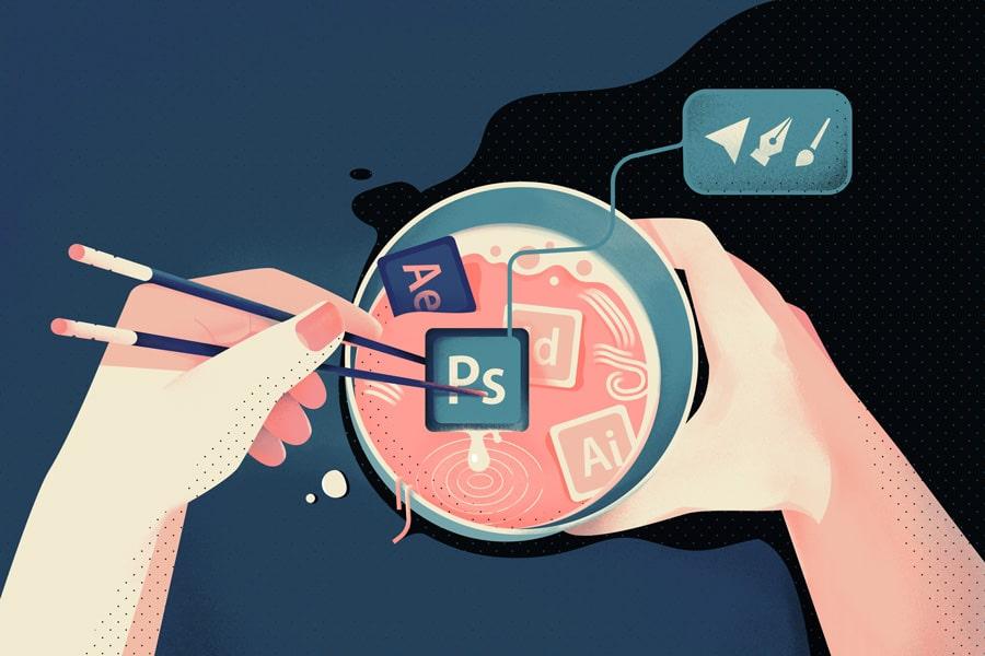 35 Beste Grafikdesign Software