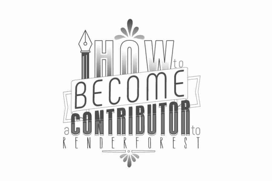 Directrices del blog de Renderforest
