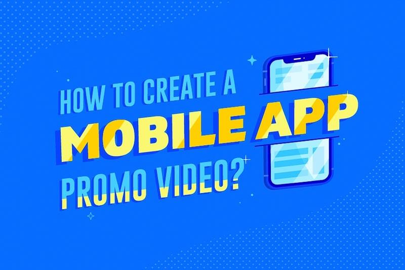 كيف تصنع فيديو ترويجى لتطبيق الهاتف المحمول