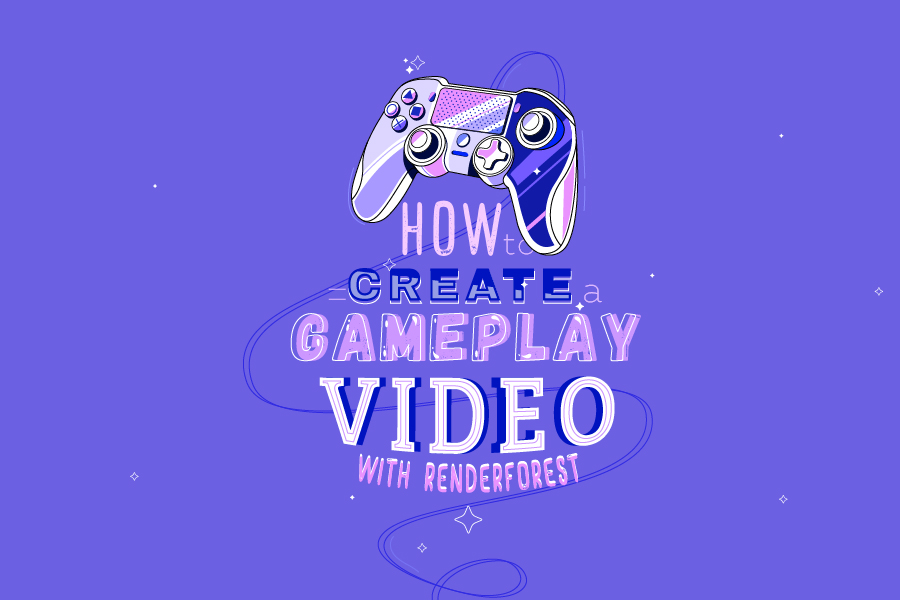 How to Create a Gameplay Video Online