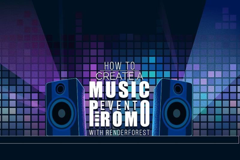How to Create a Music Event Promo