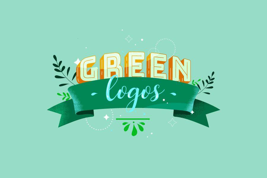 緑のロゴは御社のブランドに適していますか?