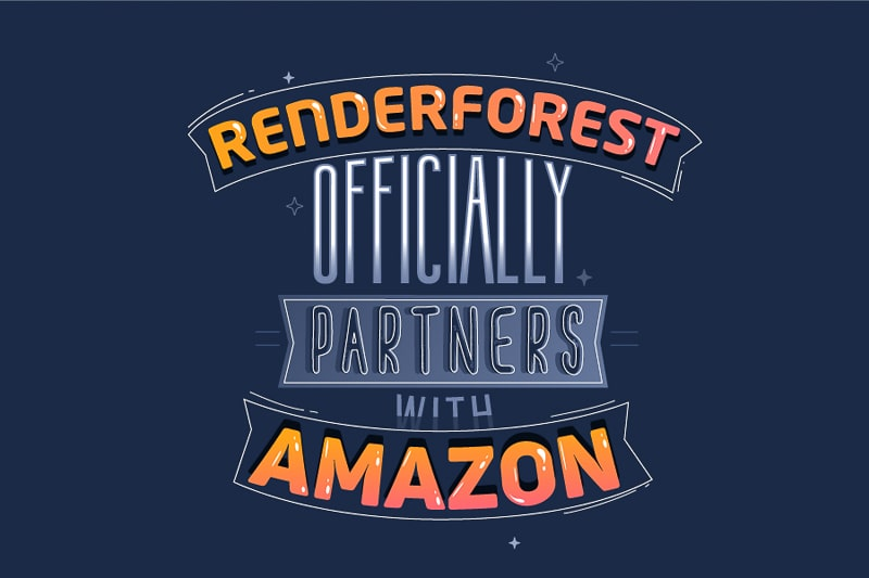 Renderforest is Now an AWS Technology Partner