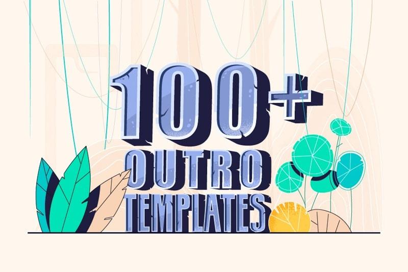 Mejores 100+ Plantillas de Outro Gratuitas